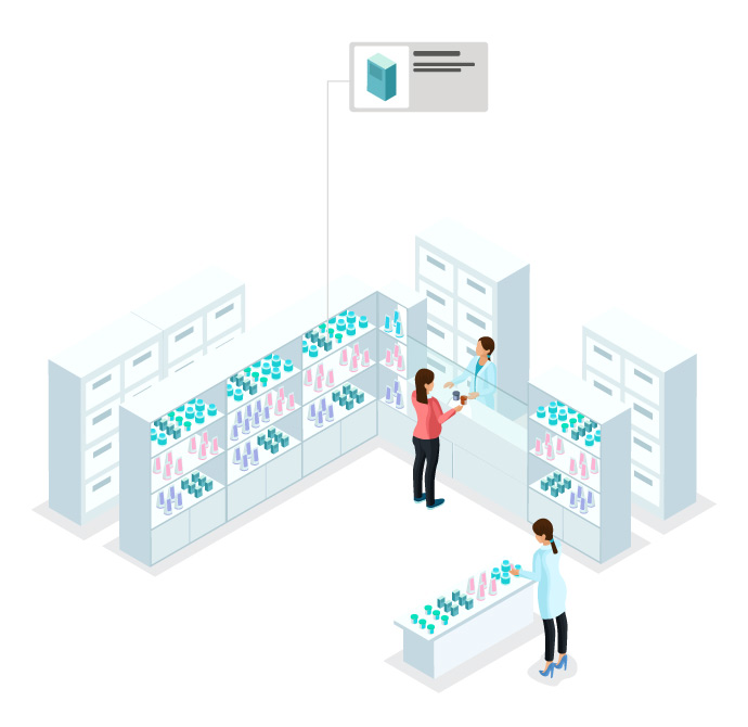 gestione magazzino farmaci
